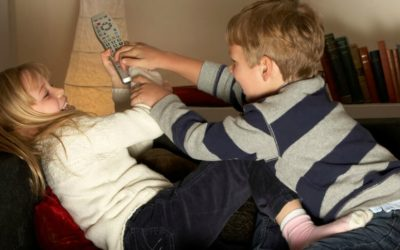 'Be Switzerland' To End Sibling Fighting