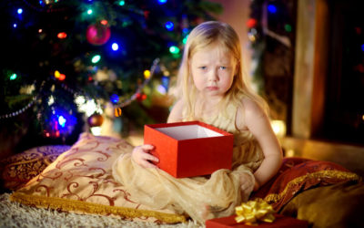 When Kids Just Want More Stuff at the Holidays