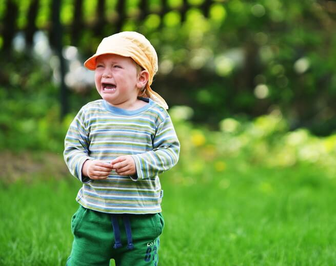 Why You Shouldn't Ignore A Tantrum- And What To Do Instead