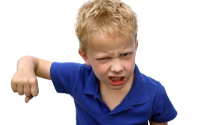 Hitting? Kicking? Screaming? How To Stop Your Child's Aggression
