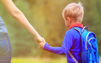 First Day of School Worries? Here's How to Help…