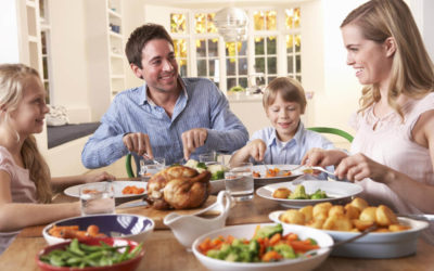 How to make ordinary family meals feel special every time