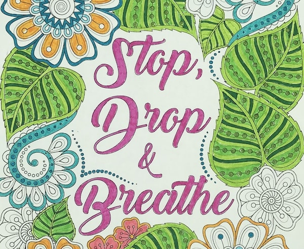 Stop Yelling with Stop Drop and Breathe