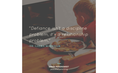 Defiance isn't a Discipline Problem