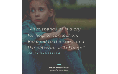 Misbehaviour is a Cry for Help