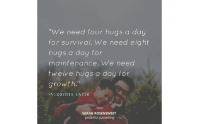 12 Hugs a Day